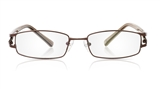 I-view 1093 Stainless Steel/ZYL Full Rim Unisex Optical Glasses