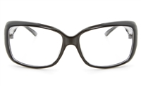 VOV 5111 Polycarbonate Unisex Full Rim Square Optical Glasses