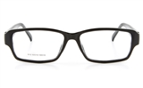 Lonye LO3012 Plastic Male Full Rim Oval