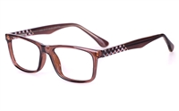 Poesia 3105 Propionate Womens Full Rim Optical Glasses